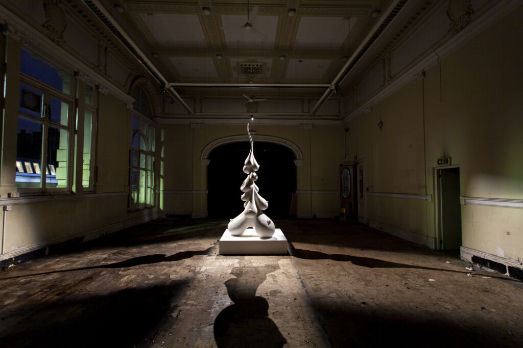 Art in the Age of Now @ Fulham Town Hall