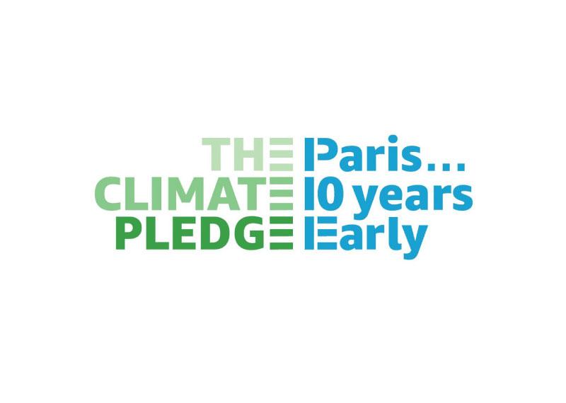 The Climate Pledge   Lamington Group Sustainability Partner