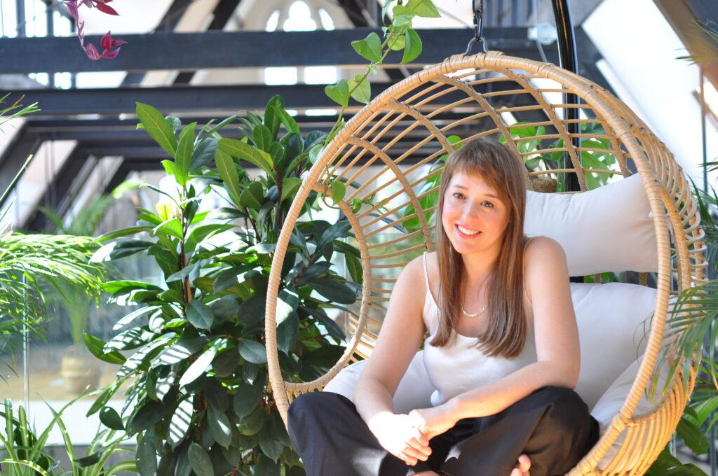 Chantal Beaudoin, Sustainability Manager, Lamington Group